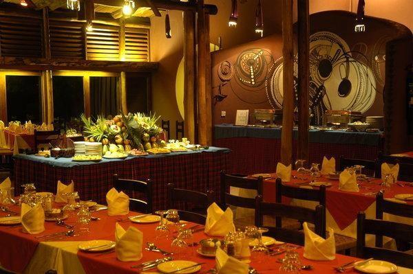 Amboseli Serena Safari Lodge