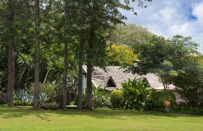 PLANTATION LODGE