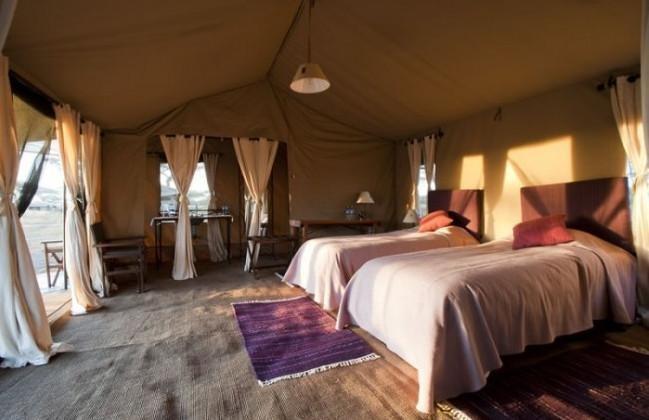 Masek Under Canvas Luxury Tented Camp