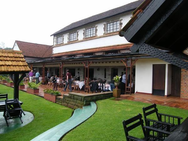Outspan Hotel -safari to africa accommodation