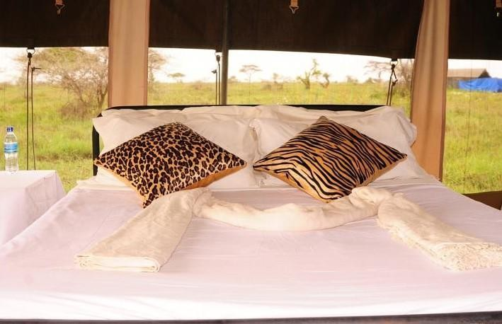 Serengeti Kati Kati Tented Camp -safari to africa accommodation