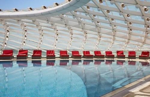 Yas Viceroy Abu Dhabi Hotel