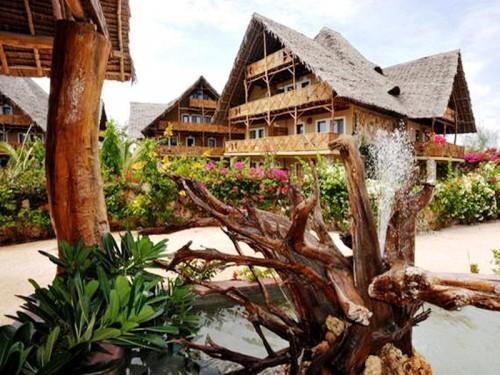 Palumbo Reef -Zanzibar