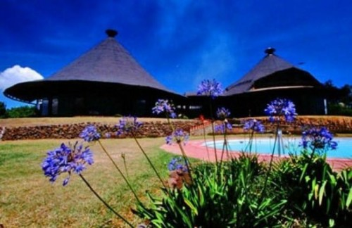 NgoroNgoro  Sopa Lodge -safari to africa accommodation