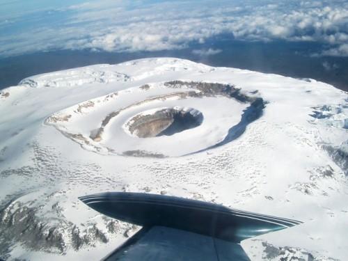Kilimanjaro scenic flight