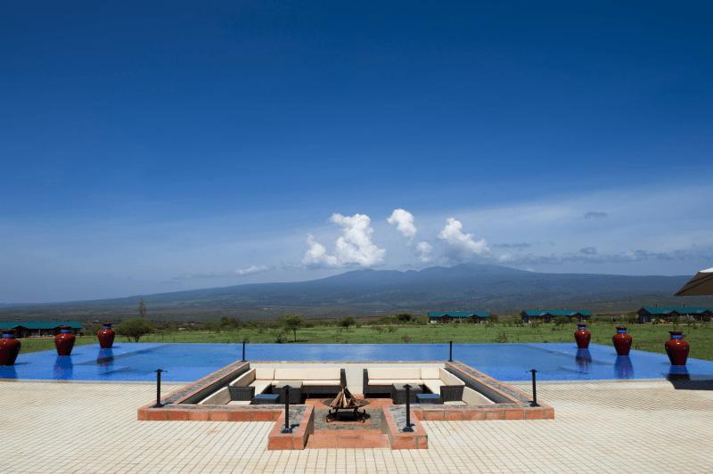 O'ldeani Ngorongoro Mountain LODGE