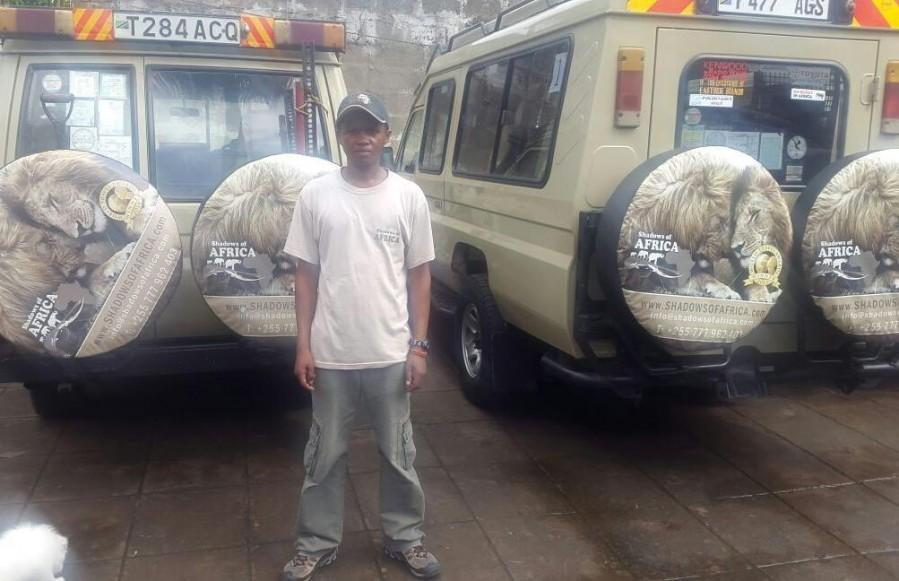 Godlove, Safari Cook, Tanzania Office