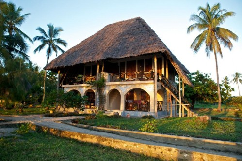 Tamarind Beach Hotel -safari to africa accommodation