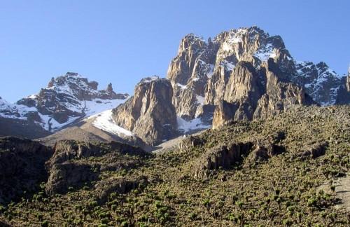 Narodni park Mount Kenya