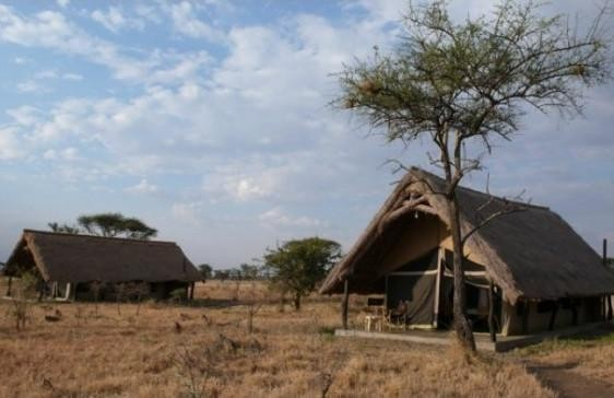 Robanda Safari Camp -safari to africa accommodation