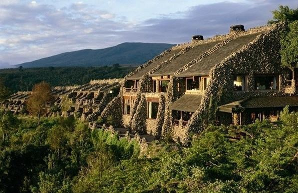 NgoroNgoro Serena Safari Lodge