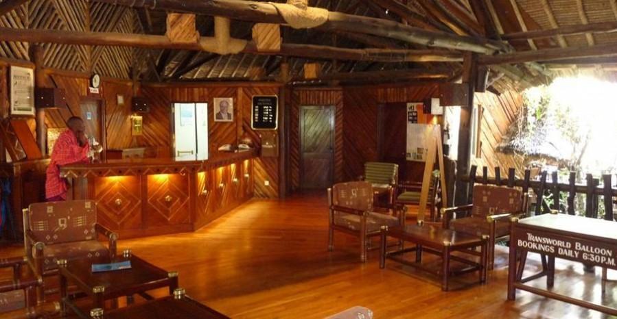 Mara Simba Lodge