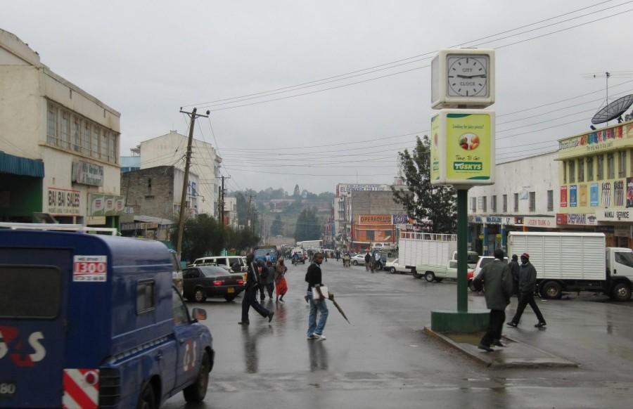 Элдорет, Кения