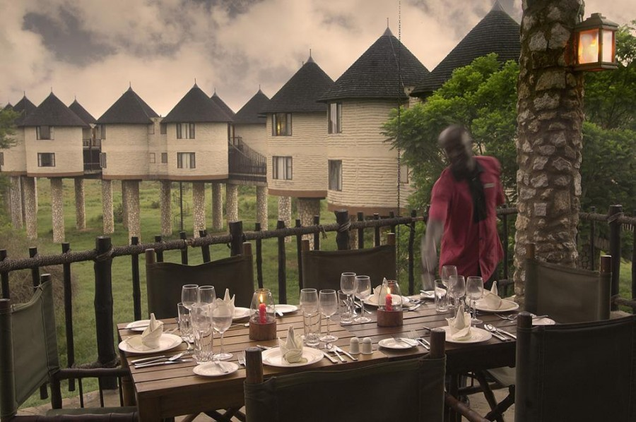 Sarova Salt Lick Game Lodge