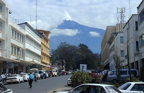Меру, Кения