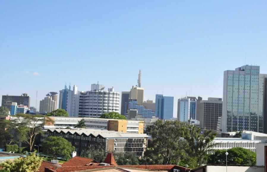 Найроби, Кения
