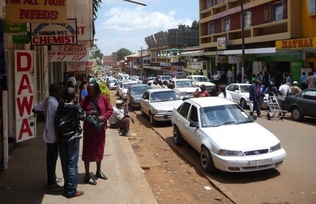 Ньери, Кения