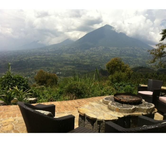 Virunga Lodge -safari to africa accommodation