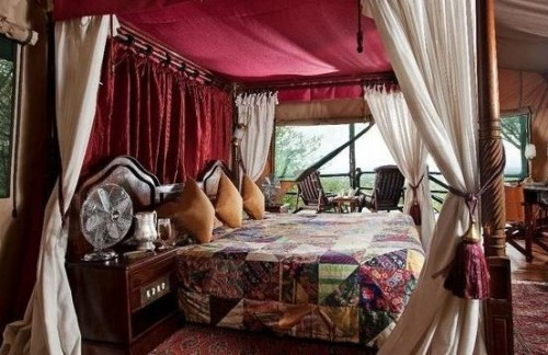 Kirawira LUXURY Tented Camp