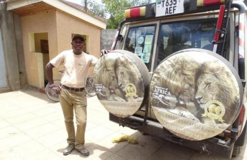 Safari Driver, Lomayani