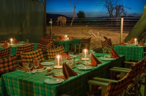 Sentrim Tsavo East Camp