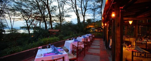 Sarova Lion Hill Game Lodge