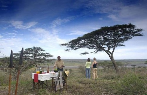 Kirurumu Serengeti National Park Camp