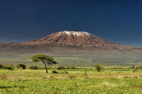 Маршрут Ронгай - Восхождение на Килиманджаро - 6 Дней