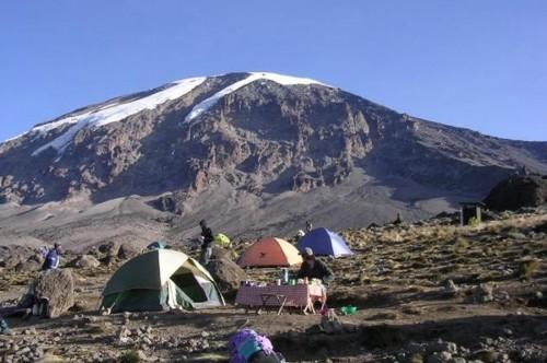 Маршрут Лемошо - Восхождение на Килиманджаро - 6 Дней