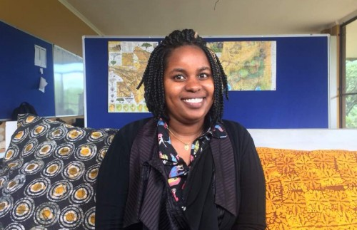 Winnie Msangi
