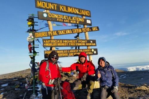 Marangu Route - Climb Kilimanjaro - 6 days