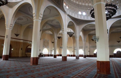 Gaddafi National Mosque