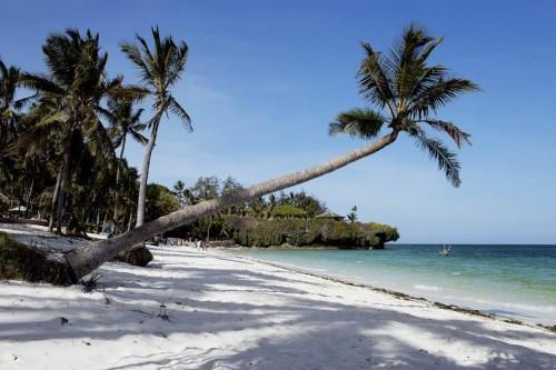 Beach in Mombasa