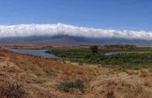 The Empakaai Crater