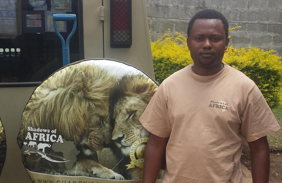 Safari Driver, Alex