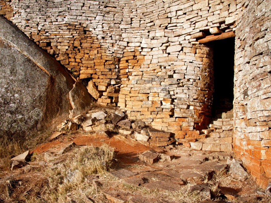 Ruin Of Great Zimbabwe