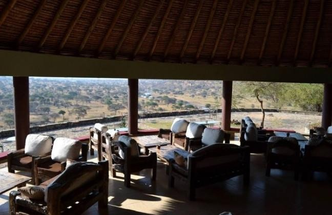 Tarangire Safari Lodge -safari to africa accommodation