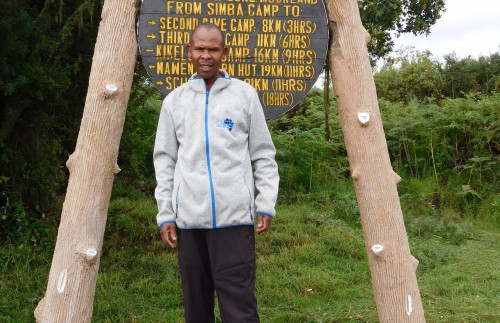 Climbing Instructor, Kilimanjaro, August