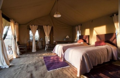 Masek Under Canvas Luxury Tented Camp