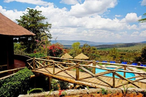 Masai Mara Sopa Lodge