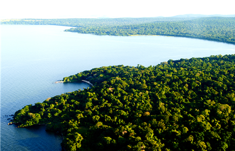 Rubondo Island National Park