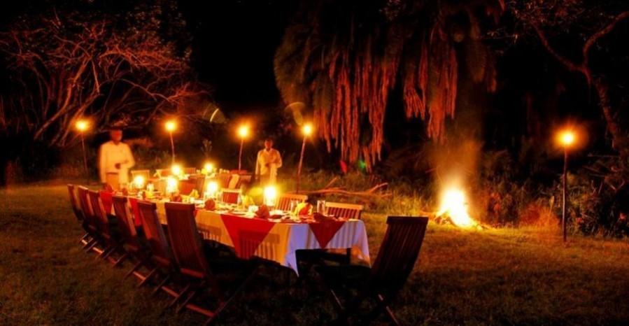 Keekorok Lodge -safari to africa accommodation