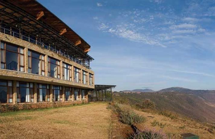 NgoroNgoro Wildlife Lodge
