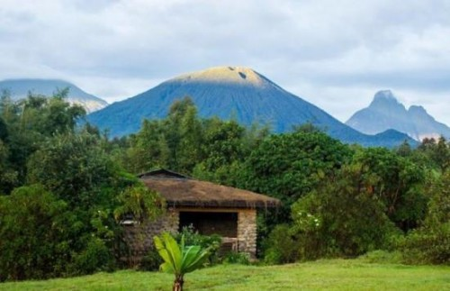 Mountain Gorilla View Lodge -safari to africa accommodation