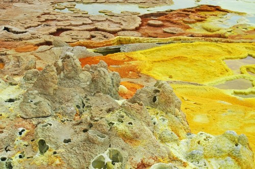 Six Day Danakil Depression Trekking Tour in Ethiopia