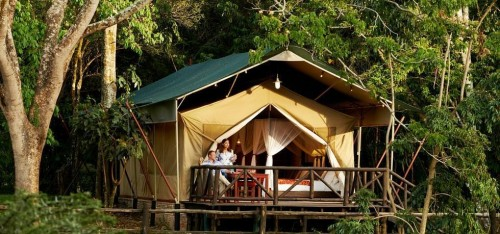 Fairmont Mara Safari Club