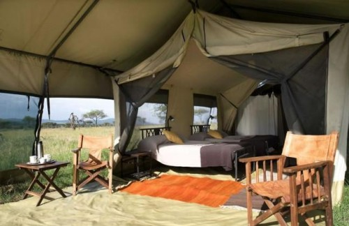 Ndutu Under Canvas Safari Camp