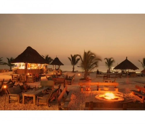 Kendwa Rocks Hotel