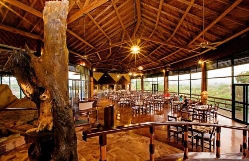 Tarangire National Park Sopa Lodge