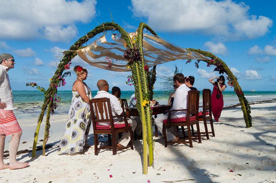 Wedding in Tanzania